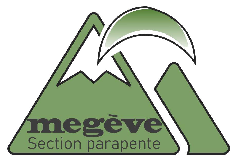 Club de parapente de Megève