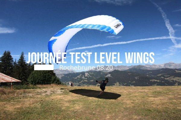 Journée test level wings - Club de Megève